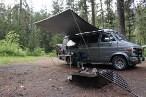Van Living,living in a van