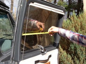 Van Living | Insulate Your Van Windows Cheap!
